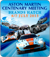Aston Martin - Brands Hatch
