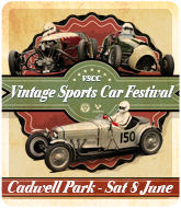 Vintage Sports Car Club - Cadwell Park