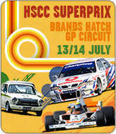 HSCC Superprix - Brands Hatch