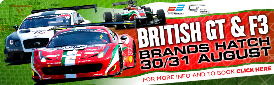 British F3-BH - Brands Hatch