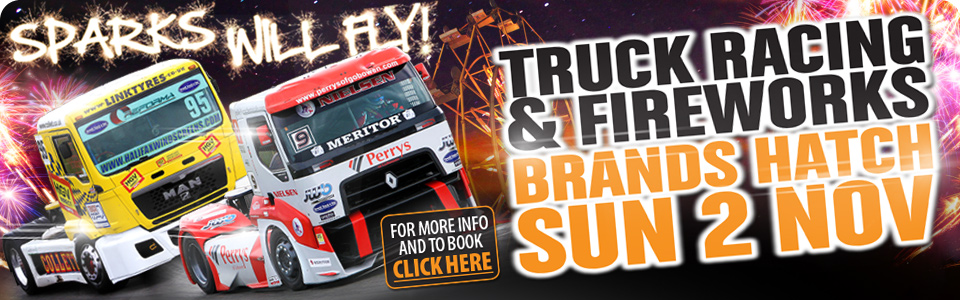 British Truck Racing - Brands Hatch