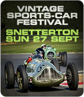 Vintage Sports-Car Festival - Snetterton
