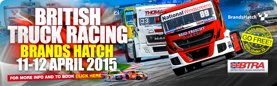 Trucks Racing - Brands Hatch
