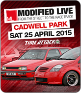 Modified Live - Cadwell Park