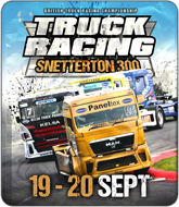 British Trucks Racing - Snetterton