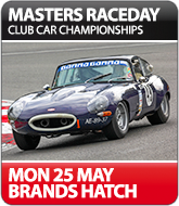 Masters Raceday - Brands Hatch