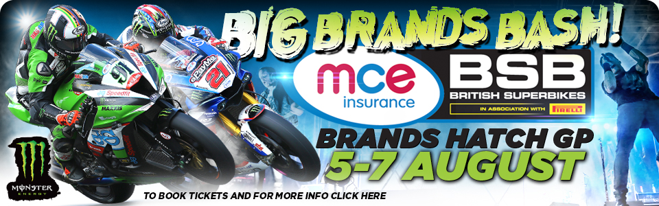 British Superbikes - Brands Hatch