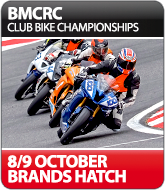 BMCRC Club Bike Championships - Brands Hatch