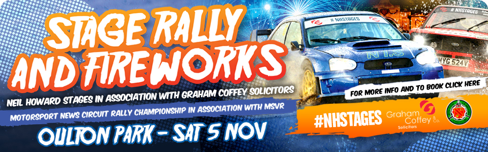 Oulton Park Rally and Fireworks - Oulton Park