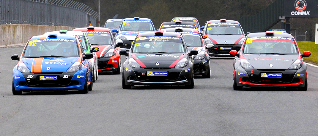 Michelin Clio Cup Series