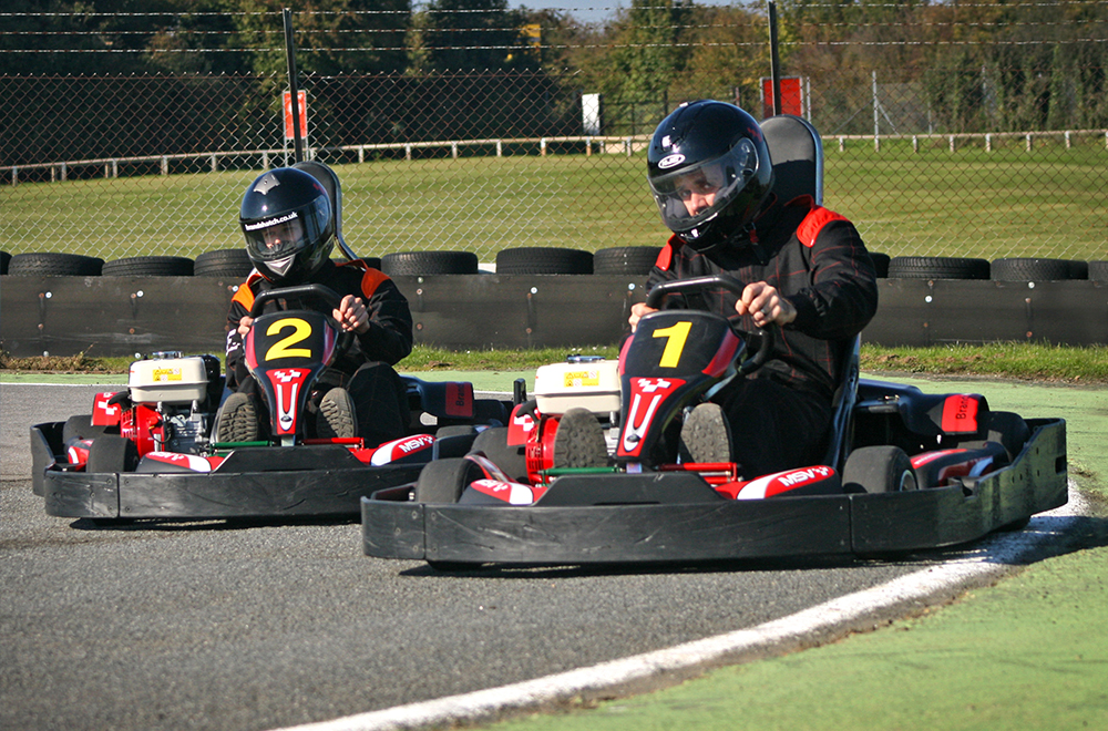 Go Karting- Sunday