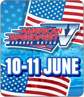 American SpeedFest V - Brands Hatch