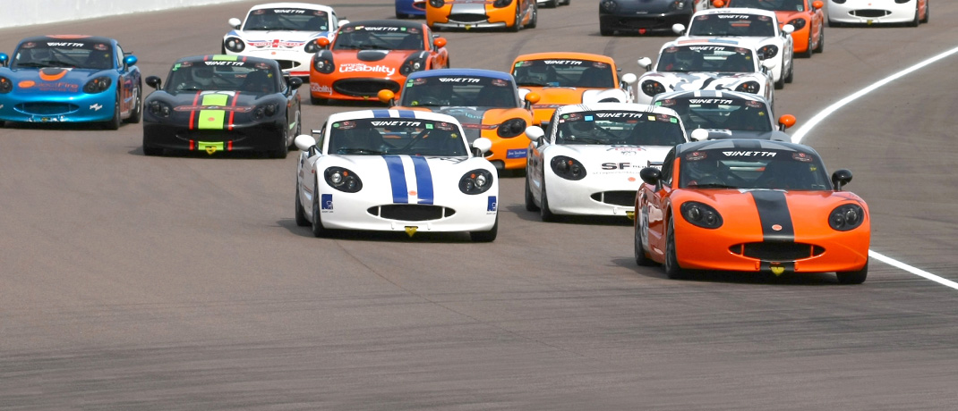 Ginetta Racing Drivers Club +