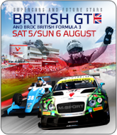 British GT and BRDC F3 - Brands Hatch