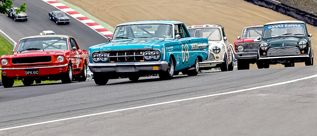 Pre-66 Touring Cars