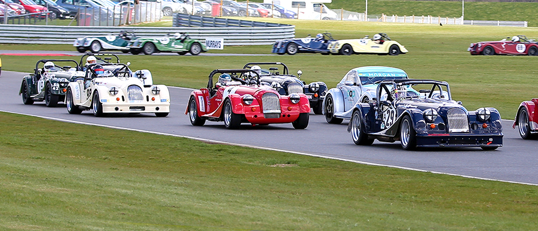 AR Motorsport Morgan Challenge Series