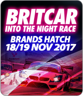 Britcar 'into the night' Race - Brands Hatch