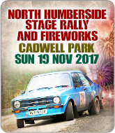 North Humberside Stage Rally and Fireworks - Cadwell Park