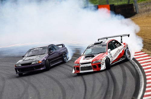 On-Track Drift Demonstration