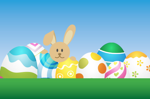 Easter Egg Hunt - Monday Only
