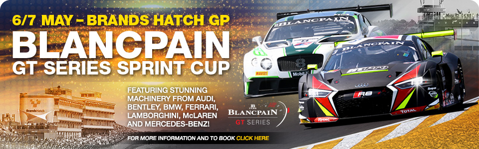 Blancpain - Brands Hatch