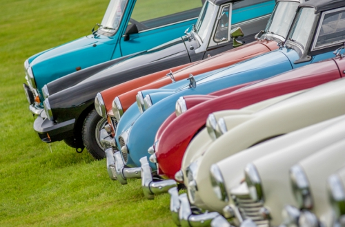 Classic Car Displays