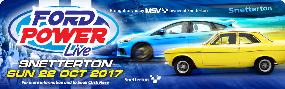 Ford Power Live - Snetterton