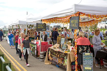Artisan Food and Drink Stalls
