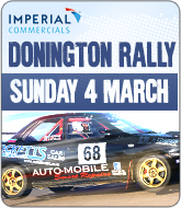 Donington Stage Rally