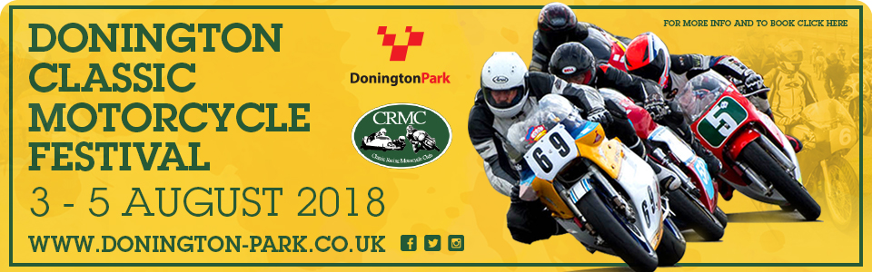 Donington Classic Motorcycle Festival