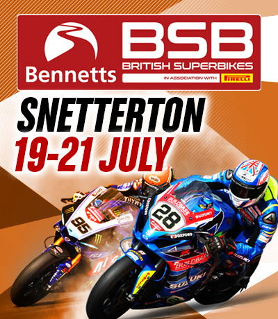 Bennetts British Superbikes - Snetterton