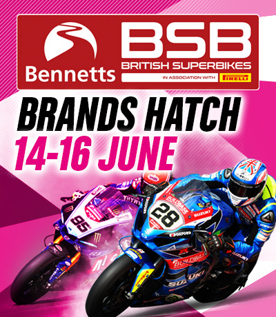 Bennetts British Superbikes - Brands Hatch