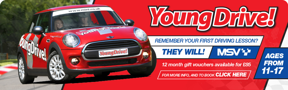 YoungDrive at Oulton Park
