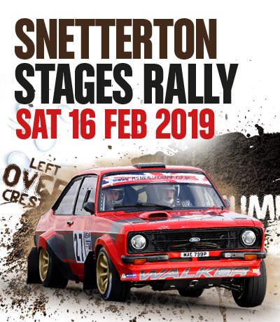 Snetterton Stages Rally
