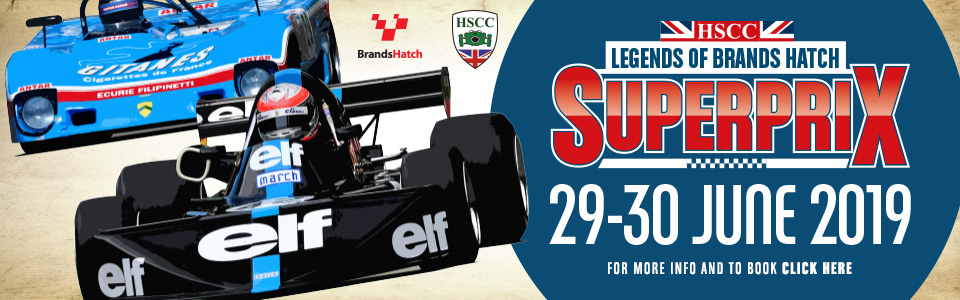 Legends of Brands Hatch Superprix