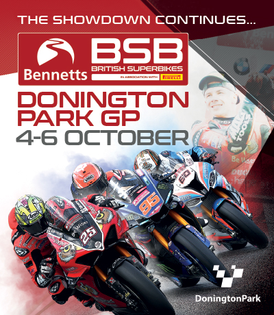 Bennetts British Superbikes - Donington Park