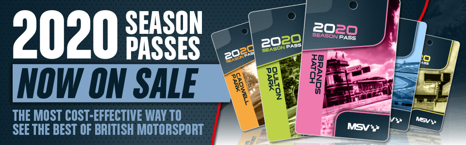 2020 MSV Season Passes