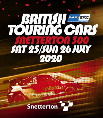 British Touring Cars - Snetterton