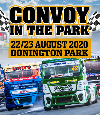 Convoy in the Park - Donington Park