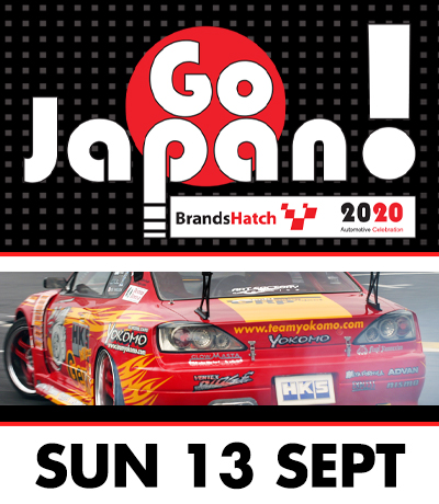 Go Japan - Brands Hatch