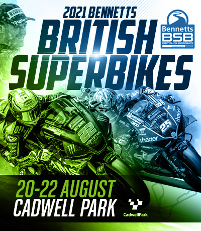 Bennetts British Superbikes - Cadwell Park
