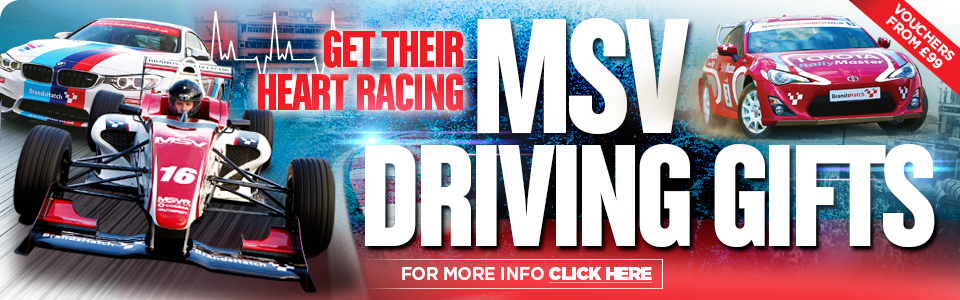 MSV Driving Experiences