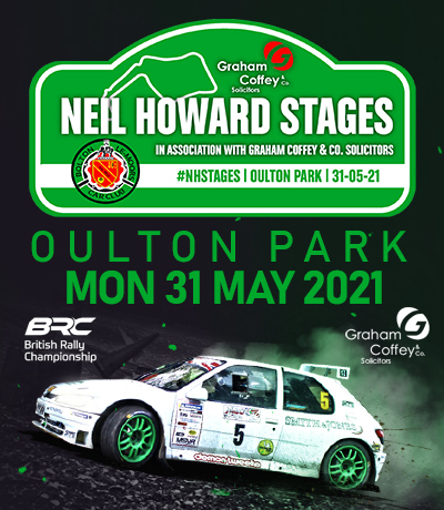 Oulton Park Stage Rally