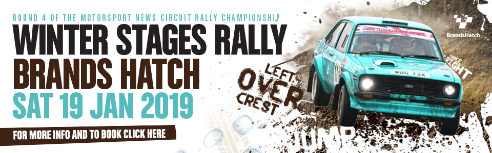 Brands Hatch Stage Rally