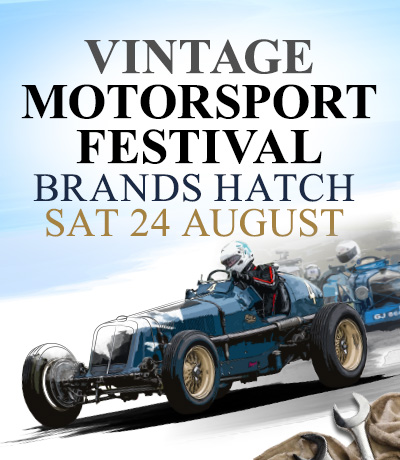 Vintage Motorsport Festival - Brands Hatch