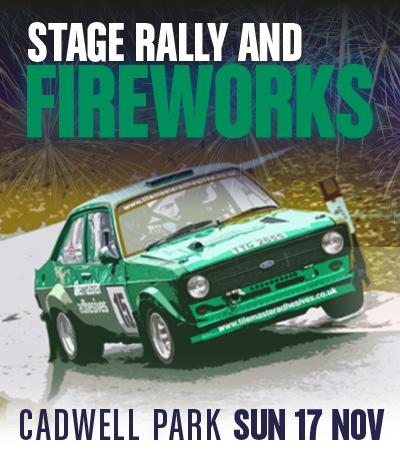Cadwell Park Stage Rally