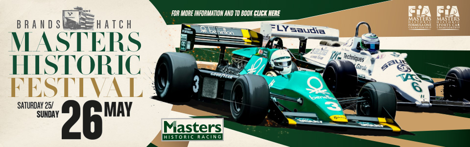 Masters - Brands Hatch
