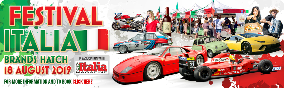 Festival Italia - Brands Hatch