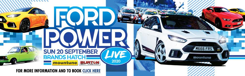 Ford Power Live - Brands Hatch