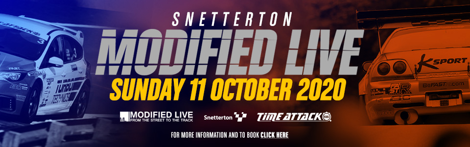 Modified Live - Snetterton